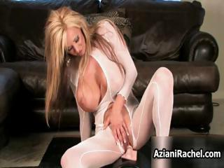 awesome blond milf with huge tits gets part3