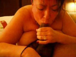 lady gets a penis in her oral and then is drilled