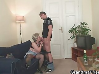 grownup gang-banged by her lover and hubby at once
