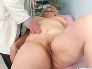 grownup miriam fetish gyno exam speculum exam