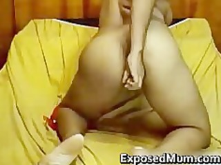 indian woman with little jugs gets nude