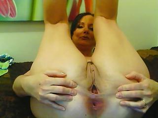 older 45yo webcam masturbation 5