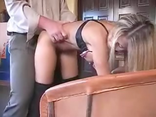 awesome nonprofessional angel masturbating with