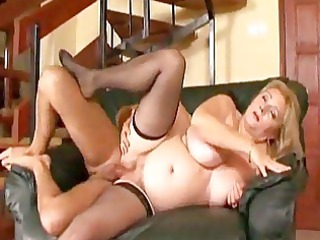 chubby ancient anal bang
