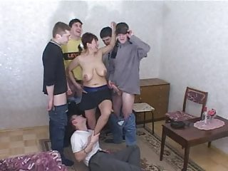 lady surprises