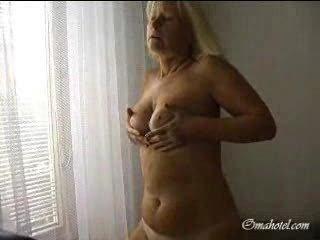 elderly workout
