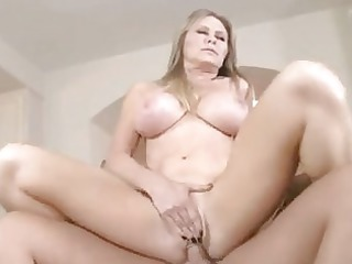 awesome blond momma dyanna lauren slams her juicy