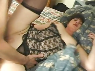 extremely impressive horny cougar british elderly