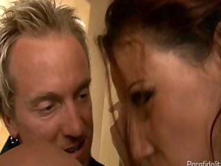 awesome slut layla rivera banging a married male