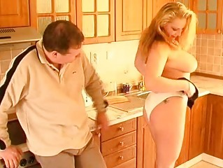 slutty amateur wife dick sucking titjob and