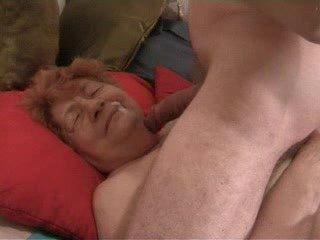 elderly facial
