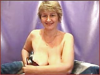 classy mature with classy boobs