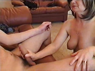 cougar with sons fucker