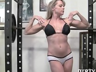 mandy k cougar dominance