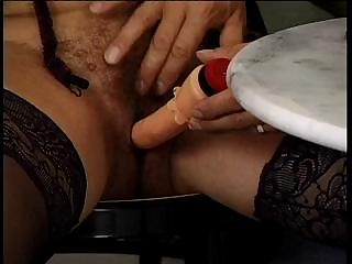 giant clean mommy shows what her lil juicy vagina