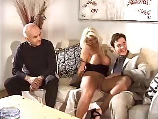 nasty granny kink hires a young gigolo for his
