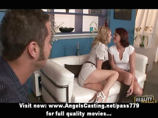 super hot swinger bitches have their kitty licked