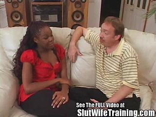 raquelle's slut housewife surprise video for