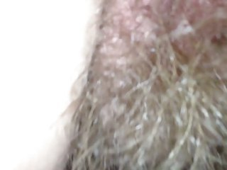 my wifes hairy asshole &; pussy.