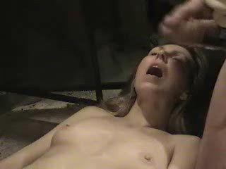 mature inexperienced woman facial and