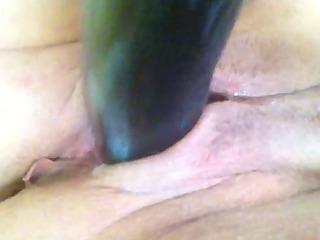 my creamy huge tits lady
