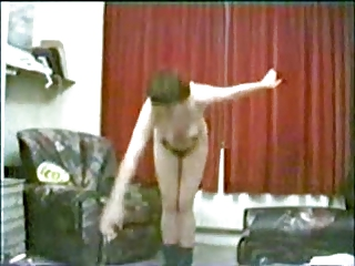 mad bushy cougar wife with saggy boobies