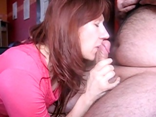 french maiden colorless cream inside the mouth