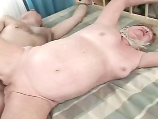 granny granny obtains fucked uneasy and really