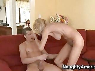 horny momma erica lauren acquiring screwed on her