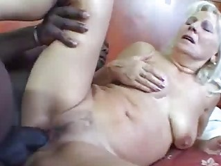 lady used as a worthless white cream receptacle