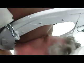 her anal servant