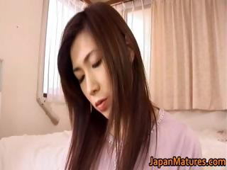 japanese older woman has sweet part1