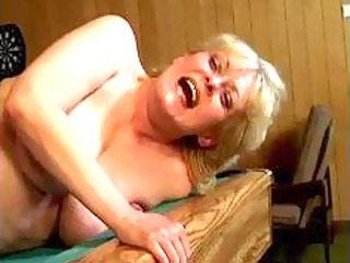 dirty blond mature housewife takes her cave part2