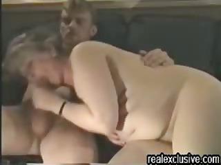 piercing my bbw wife to a loud orgasm