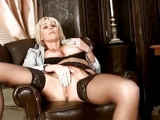 sensual mature masturbation