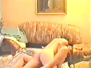 couple banging on the floor