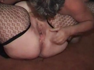 fresh older bbw pussy eaten at those swinging