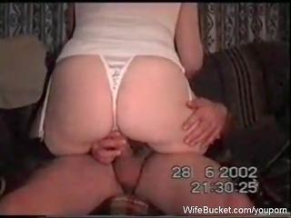 cougar pair vintage porn tape