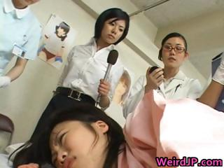 eastern wife is examining female workers 7 part5