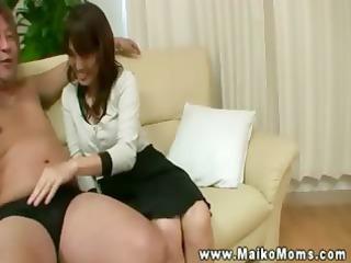 grownup eastern massages a strangers penis