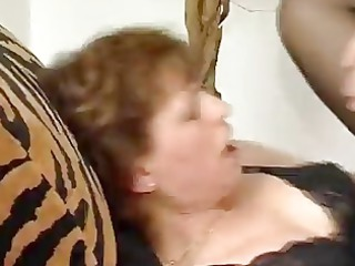 stiff dick for grown-up german chick