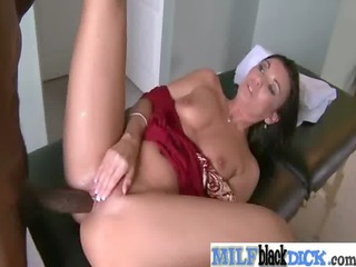 delightful milf get drilled by ebony dick vid-20