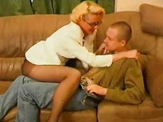 naughty slut instructor decided to teach man