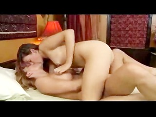 lean young lady mature woman kissing rubbing