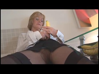 older into stockings