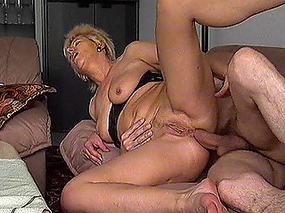 busty mature into total screw