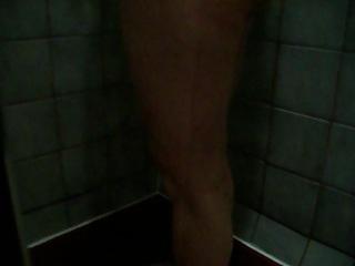 maiden obtaining a shower