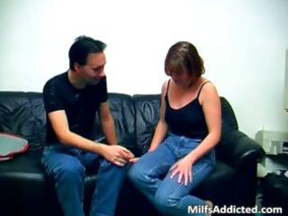 fresh german grownup pair having gang bang part6