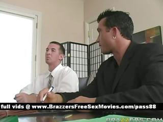 mature slutty brunette slut at a meeting