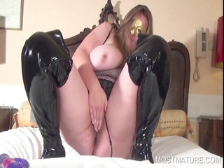 slutty mature rubbing bossom and prostitute
